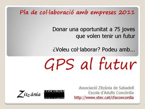 Proyecto Gps al fuutr